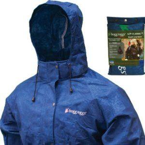 Frogg Toggs Classic3 All Non-woven Rain Jacket S/M